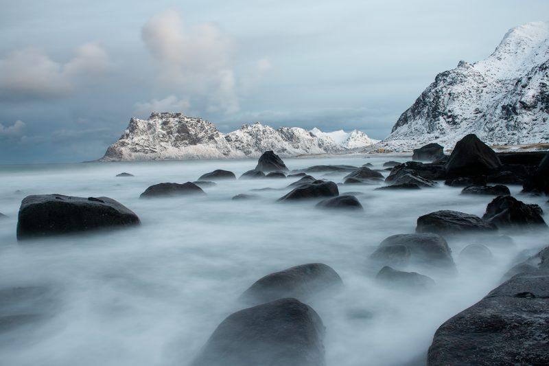 Uttakleiv Beach Vestvågøy Lofoten Islands