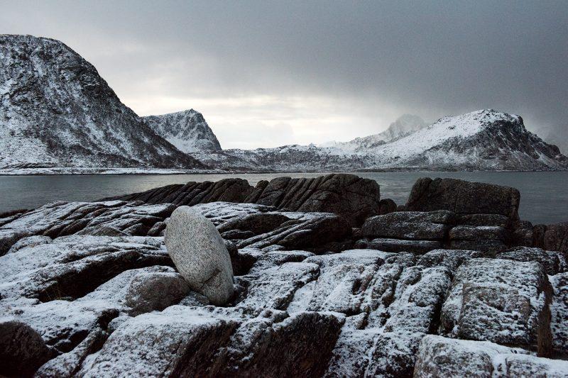 Vik Beach Vestvågøy Lofoten