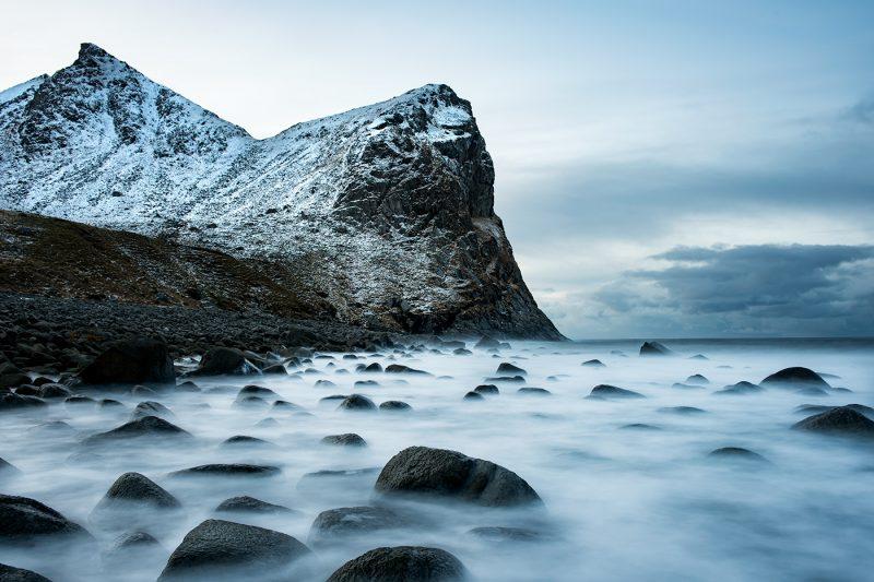 Unstad Beach Vestvågøy Lofoten