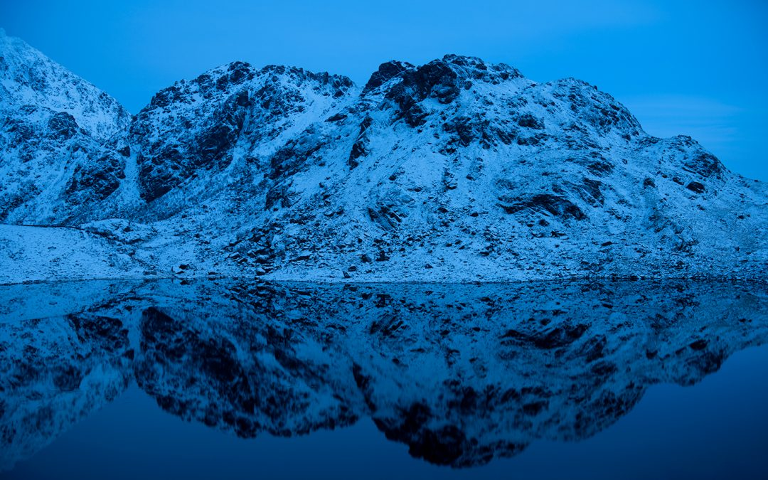 Photography - blue hour