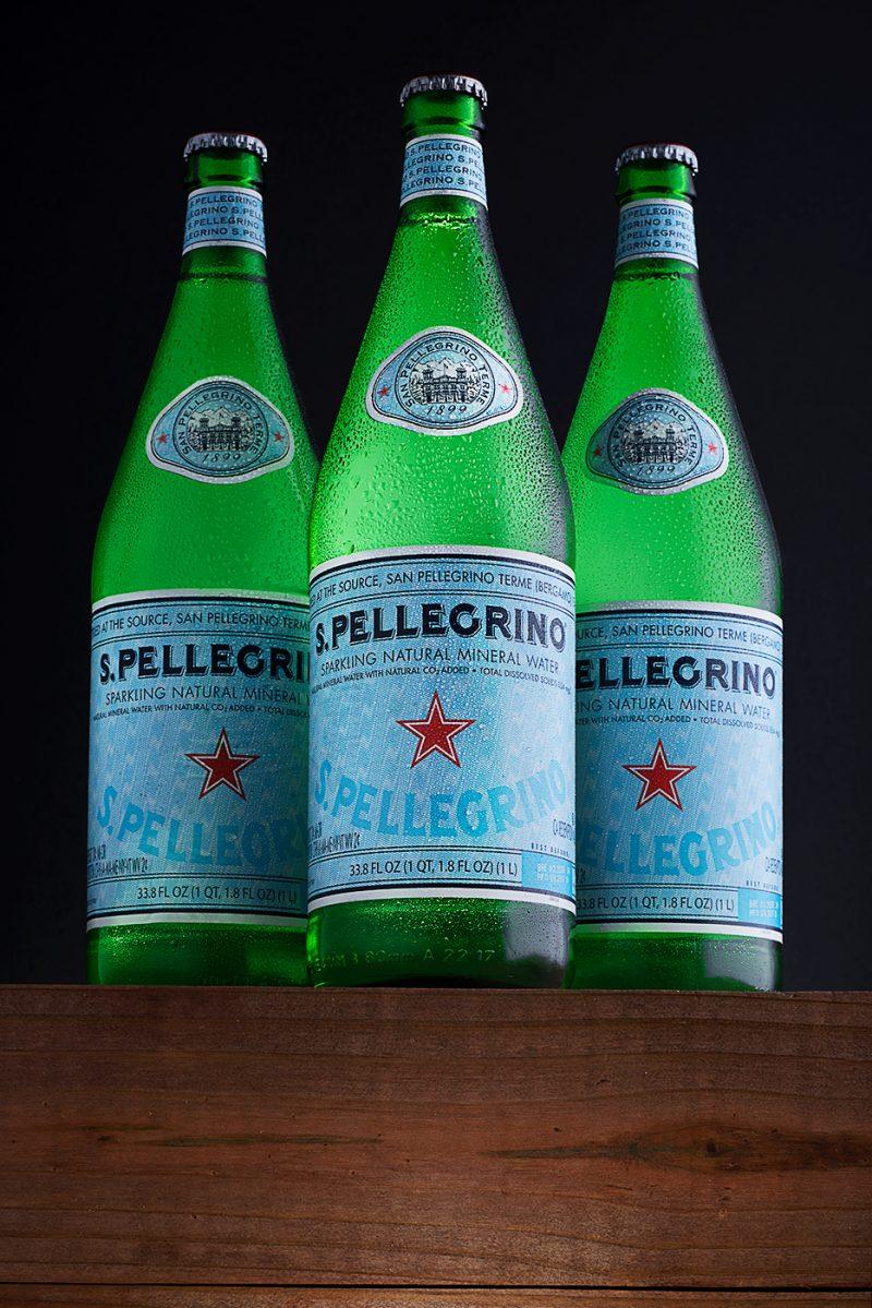 San Pellegrino Water Bottles