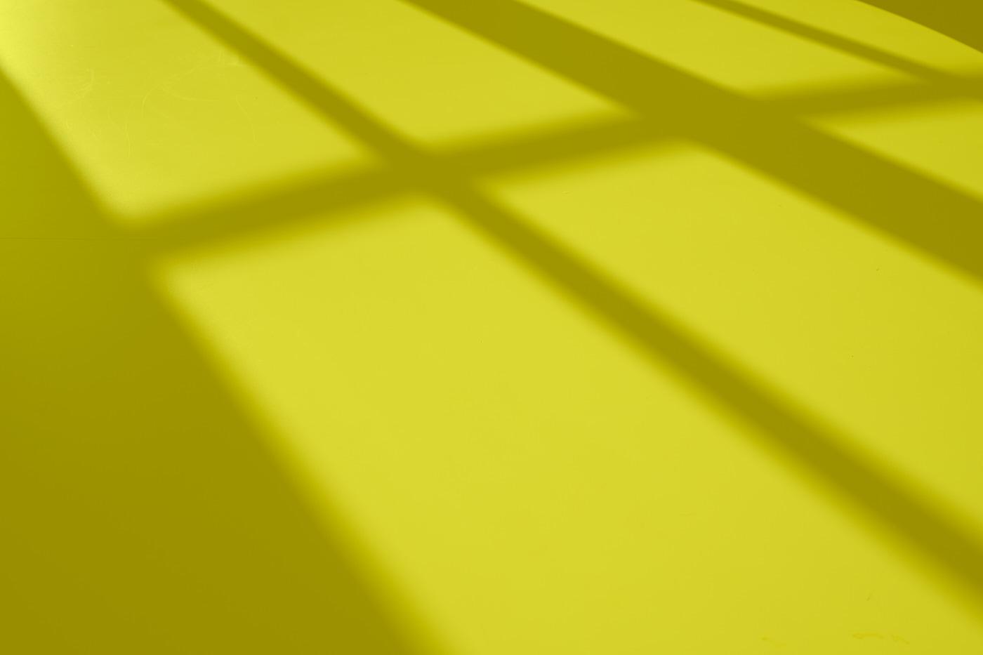 window shadow yellow