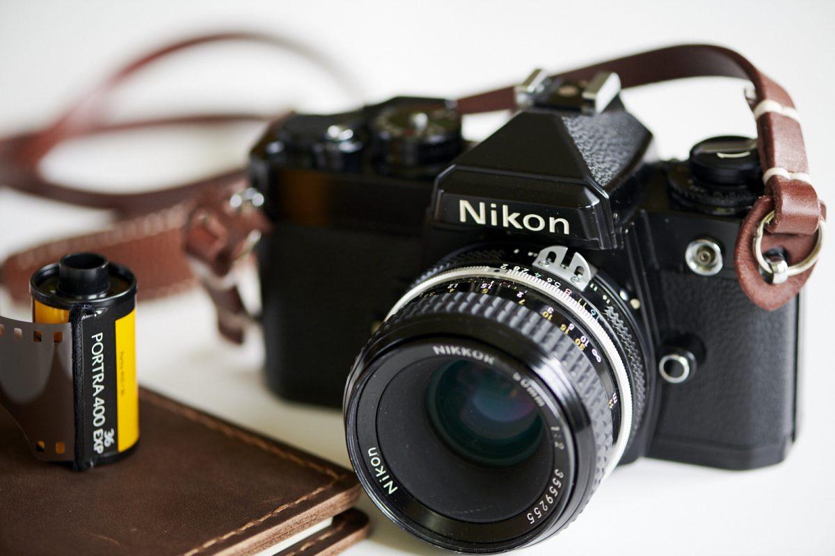 Nikon FE - Photographic film