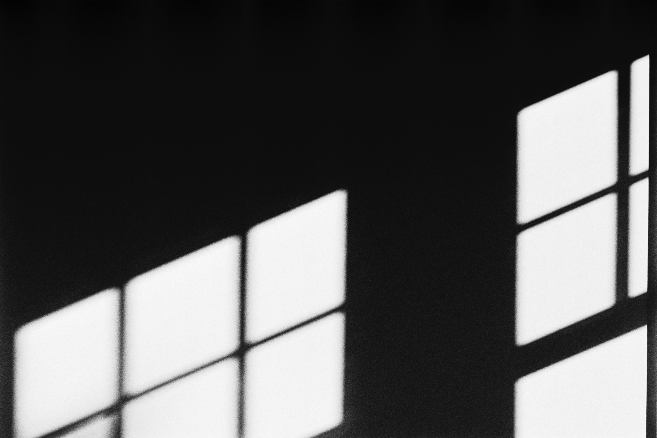 shadows created by windows
