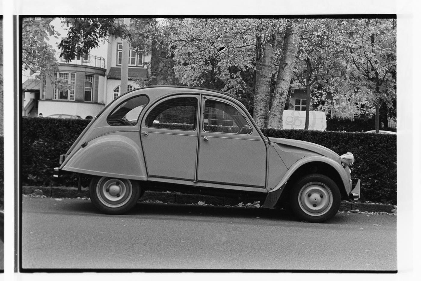 deux cheveaux classic car
