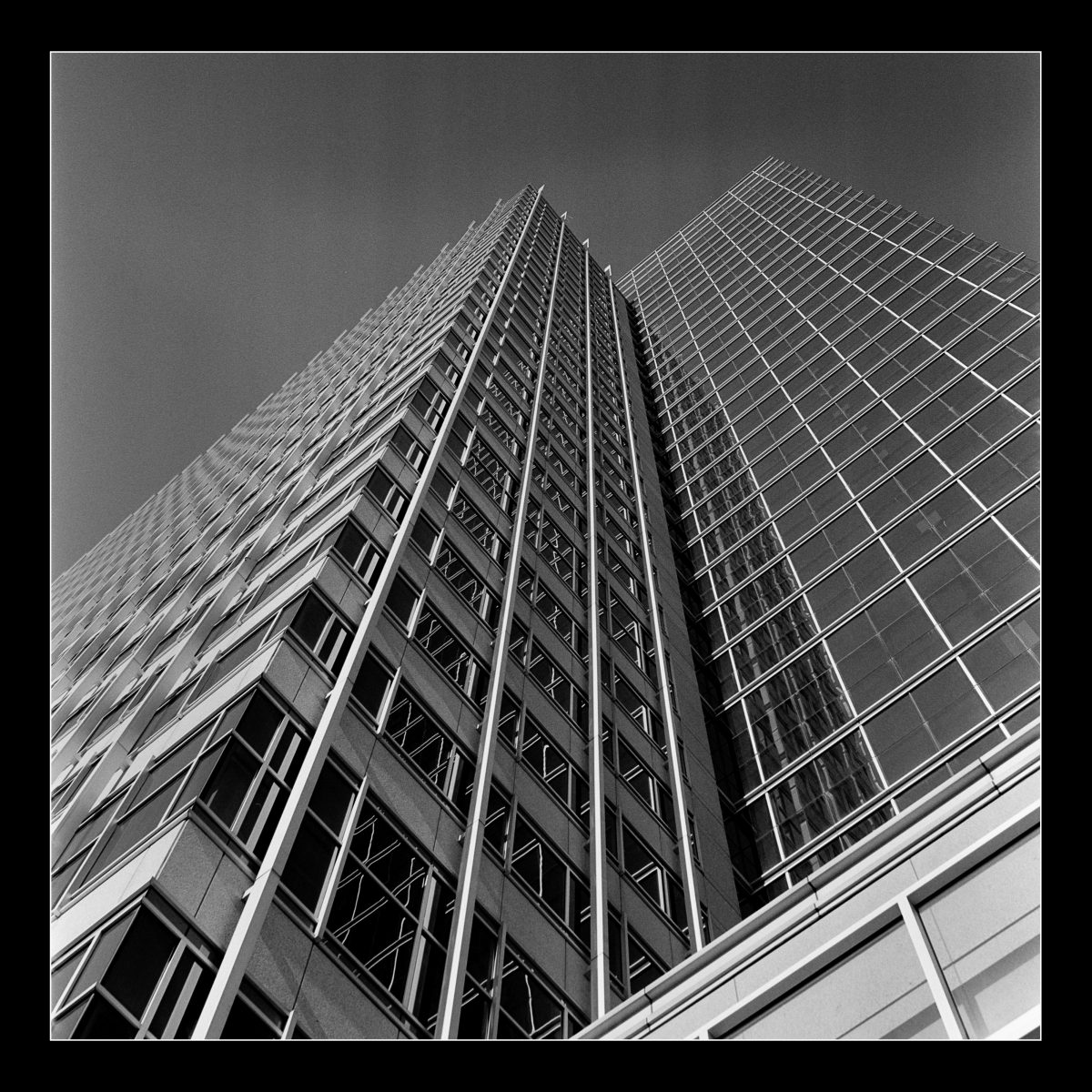 Black and white - Architectural photography