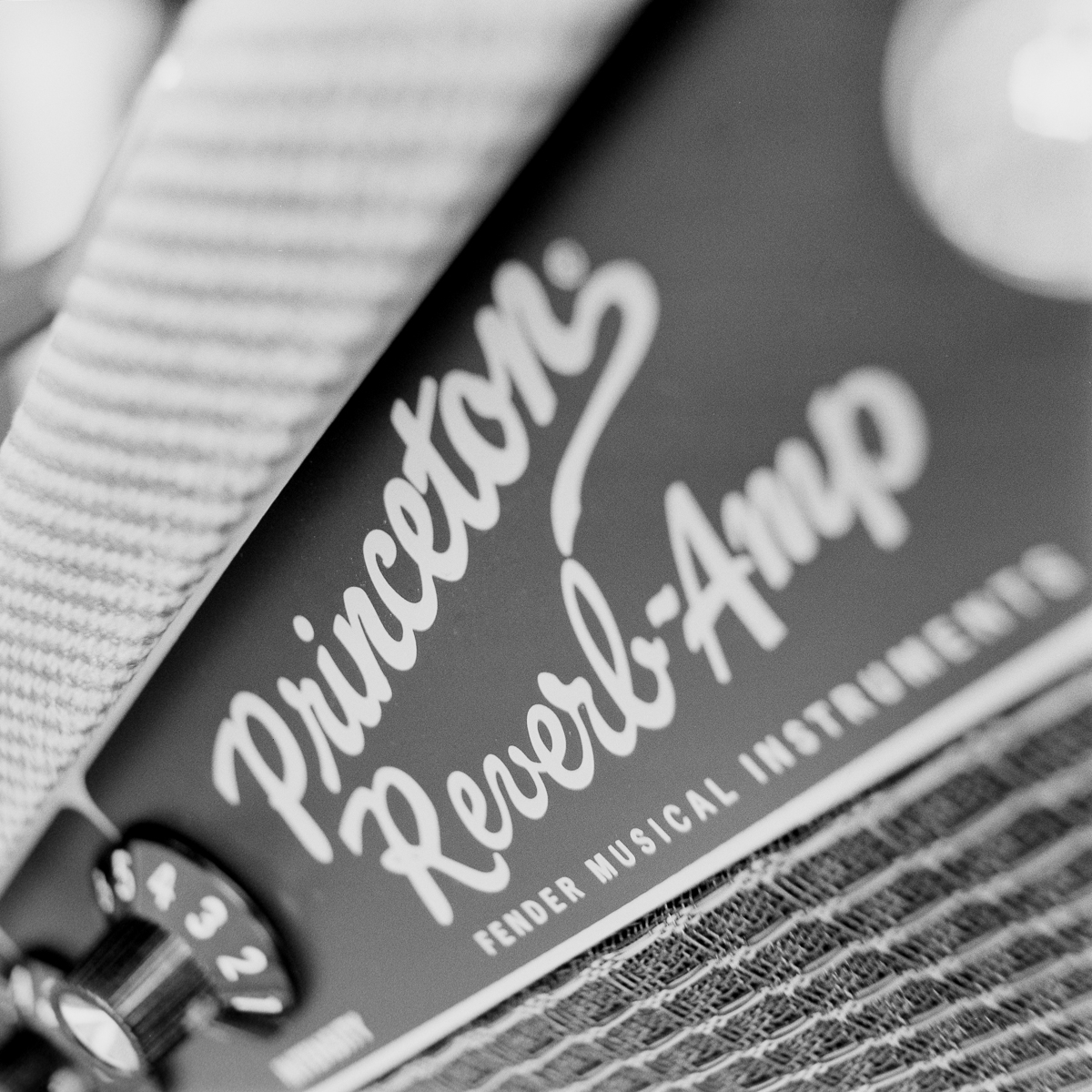 Fender Amp Princeton Reverb