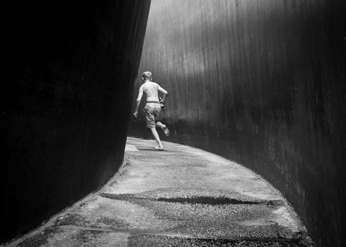 Black and white - Snapshot