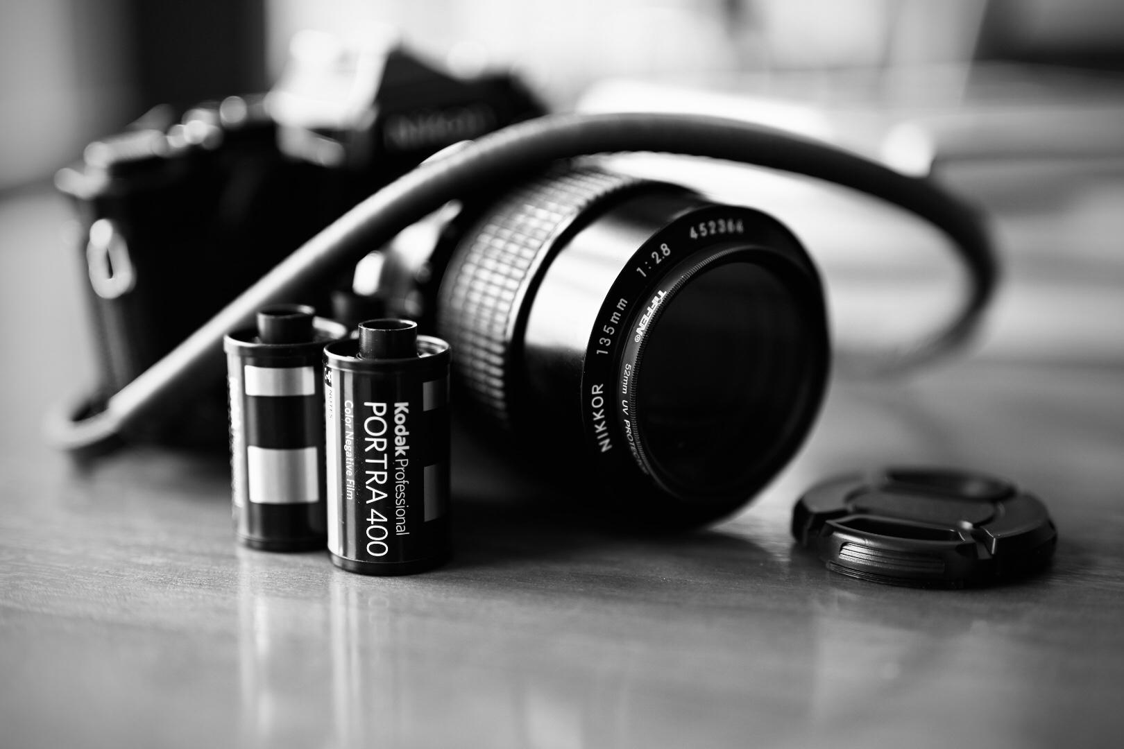 Camera lens - Film SLR
