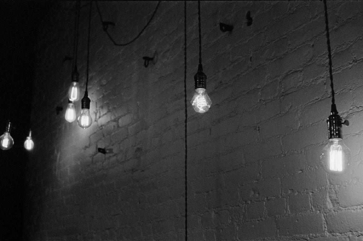 Light fixture - Photography