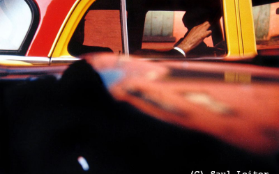 Episode 007:  The Beauty of Simple Things – Introduction to Saul Leiter