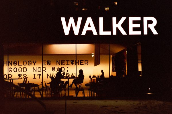 Walker Art Center Date Kodak Portra 400 90mm Leica M6